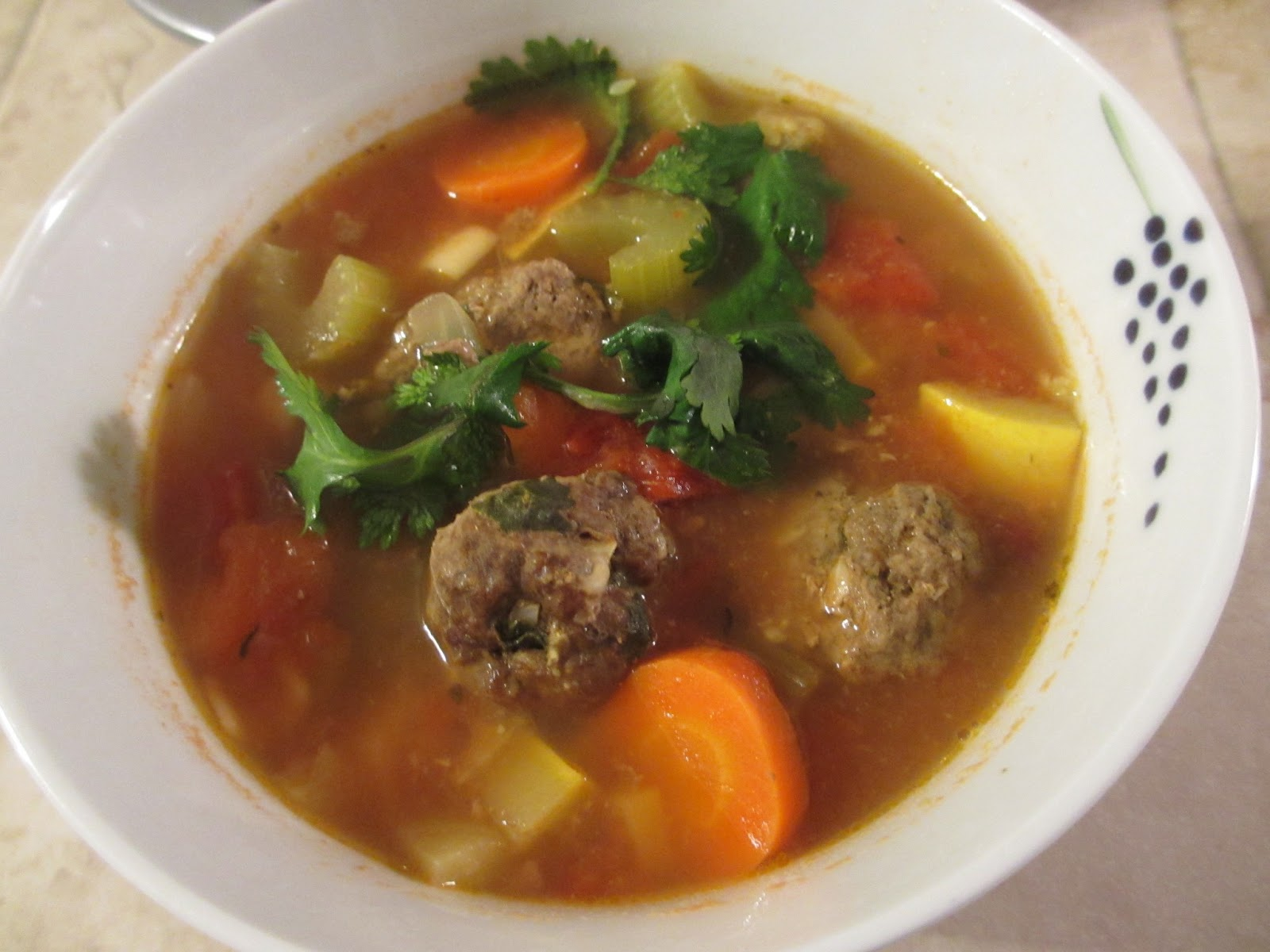 albondigas soup it s time for albondigas soup albondigas soup instead ...