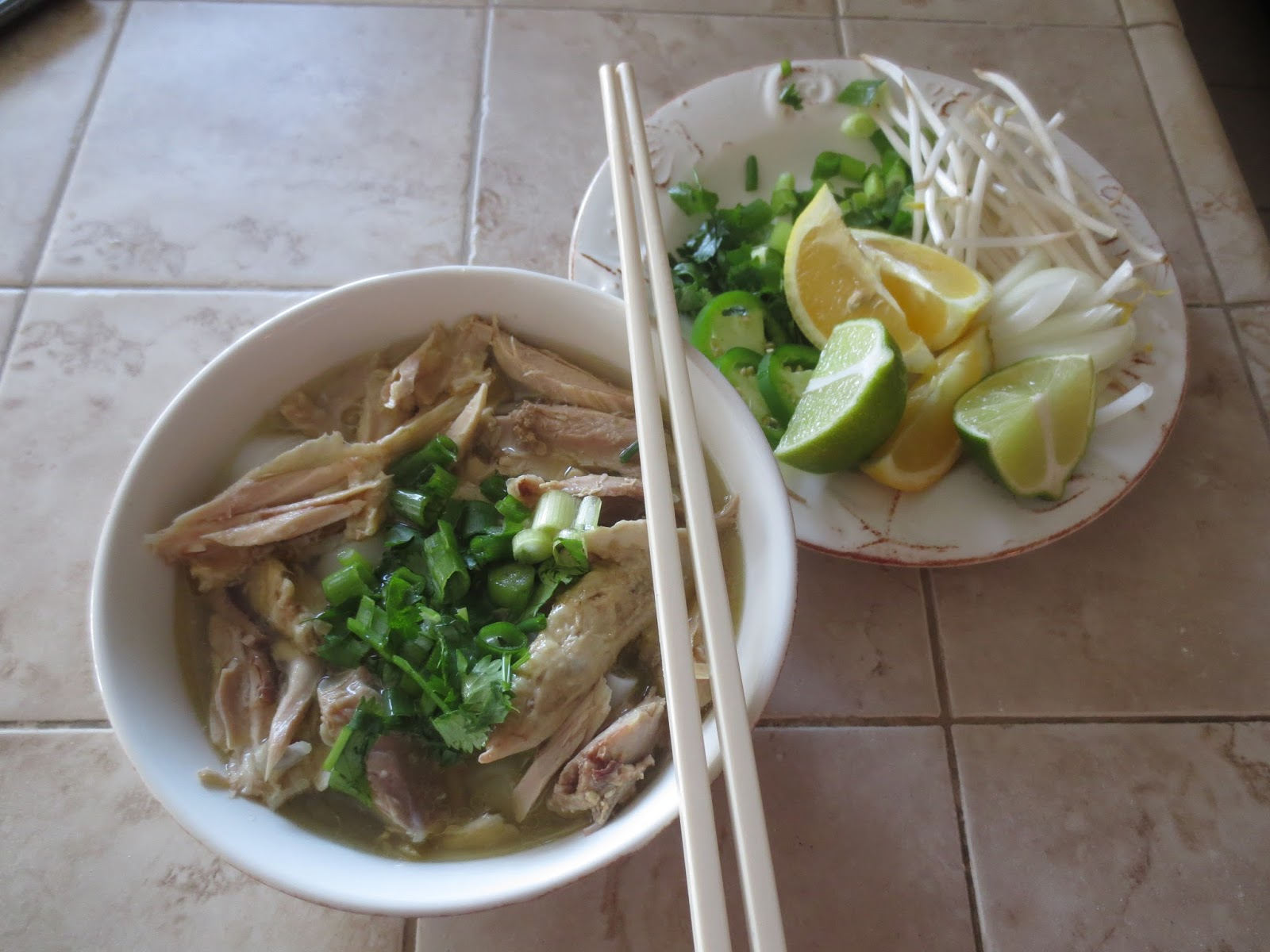 Chicken Pho (Pho Ga), Turtle Tower Way! | Put a Ring on Annie